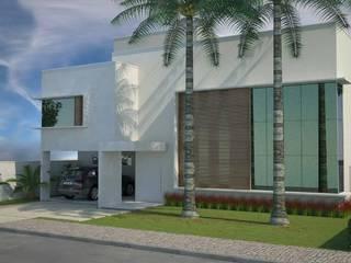 projetos: Casas  por nana nogueira arquitetura