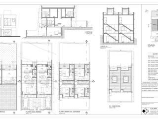 Residência geminada vale das palmeiras macaé - rj de Ian Wyatt Arquitetura Moderno