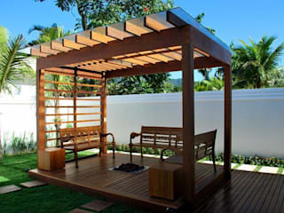 ssarquitetura.producao Country style garden