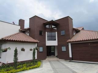 Arquitectura Madrigal Moderne Häuser