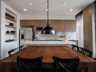 Phòng ăn by SAU Arquitectos