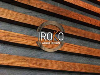 Iroko Wood Design de Iroko Wood Design Moderno
