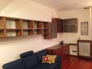 Progetto mobile soggiorno di Cozzi Arch. Mauro Moderno