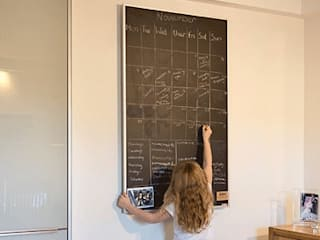 Blackboard Heating Panel:   by RedwellGB Heating Ltd