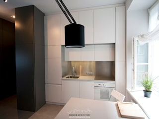 Bardadin Architecture Cocinas de estilo industrial