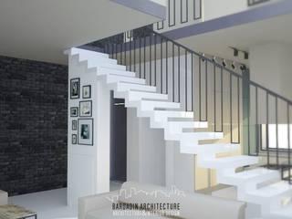 Bardadin Architecture Livings de estilo moderno
