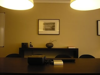 Kohde Espaces de bureaux modernes