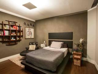 Modern style bedroom by Piloni Arquitetura Modern