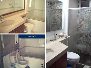 Baños de estilo moderno de Nosotros Remodelamos Moderno
