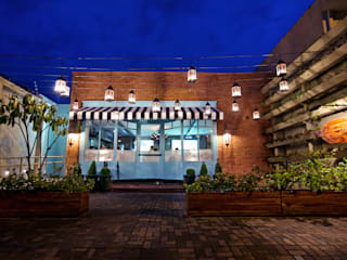 Piloni Arquitetura ร้านอาหาร