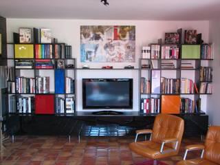 Bibliothèque:  de style  par Dalimier