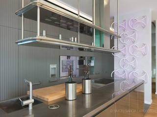 Casa Llorell Simon Garcia | arqfoto Casas de estilo moderno