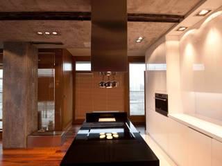 19 Dzielnica: styl , w kategorii Kuchnia zaprojektowany przez FusionDesign