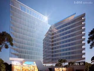 Portafolio: Hoteles de estilo  por IDM NETWORKS S.A.S,