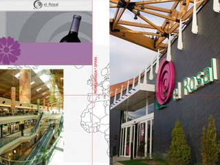 Portafolio: Centros comerciales de estilo  por IDM NETWORKS S.A.S,