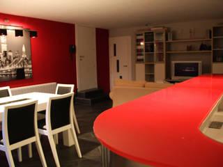 DECORACIÓN Cocinas de estilo moderno de Reformas y Construcciones Recas Moderno