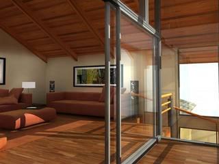 Casa Besares: Casas de estilo  por Claros Escalada Arquitectos y Asociados