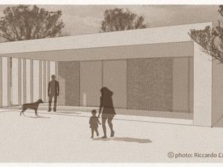 Riccardo Cazzaniga Architetto Minimalist house