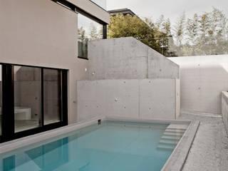 Objekt 268 | meier-architekten.ch homify Moderne Pools