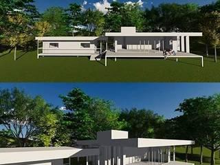Projeto: Casas  por GialloTre - Arquitetura Criativa,Moderno