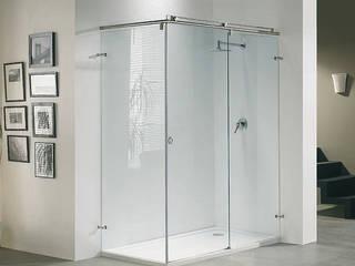 Modern Bathroom by CARPINTERIA DE ALUMINIO 'PERSIANAS TERUEL' Modern