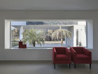 Modern living room by Pablo Anzilutti | Arquitecto Modern