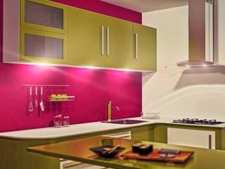 Cuisine moderne par Laboratorio 3d Moderne