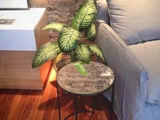 Salas de estar modernas por Ayacucho estudio Moderno