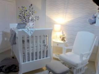 : Habitaciones infantiles de estilo  por MARTHA SOFIA CASTELLANOS T.