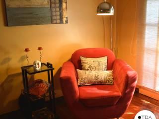 Refacción e interiorismo: Livings de estilo  por Otra Forma Arquitectura