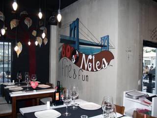 AMORES A PRIMERA VISTA DECORA+ Gastronomía de estilo moderno