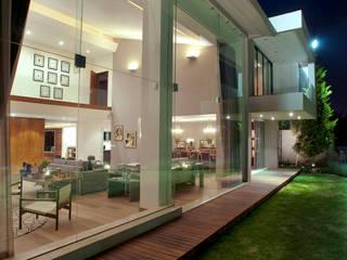 Jardines de estilo moderno de ARCO Arquitectura Contemporánea Moderno