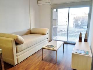 Salon moderne par Vy Interior Design Moderne