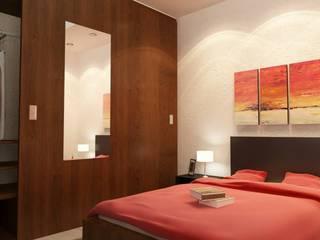 ARQUITECTA MORIELLO Modern Bedroom