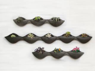 Modular de pared de Flor De Fieltro Minimalista