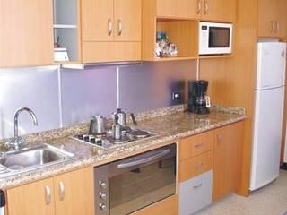 Exdema Antares C.A Modern style kitchen