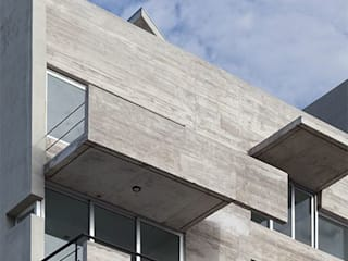 Obras Anteriores: Casas de estilo moderno por arquitectos nomaDe