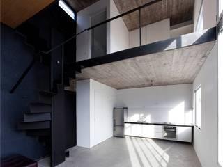 Obras Anteriores: Livings de estilo moderno por arquitectos nomaDe