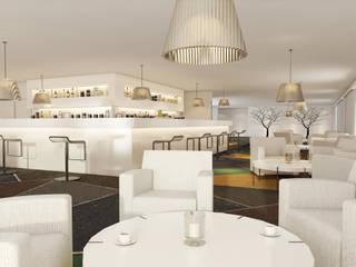 Showroom:   por Studio 011 Arquitetura