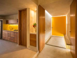 TACO Taller de Arquitectura Contextual Modern kitchen