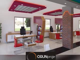 ORUNproje – Muratoğlu Emlak Ofisi:  tarz Ofis Alanları