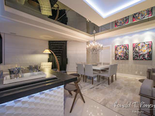 Salon classique par Ronald T. Pimentel Fotografia Classique