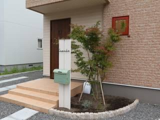株式会社エクスリーフ 花園植物與花 金屬 Green