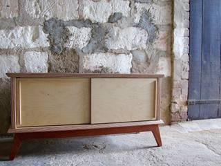 Tremblot, l'enfilade:  de style  par le petit atelier