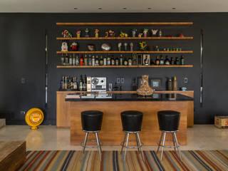 Palos Verde - Alta resolução Cozinhas modernas por Ximenes Leite Arquitetura Ltda. Moderno
