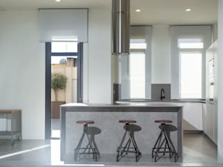 Industrial style kitchen by Cuarto Interior Industrial