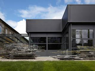 Penrose Garden: moderner Garten von SEREIN Konzeptkunst & Mikroarchitektur