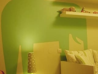 Modern Kid's Room by Kohde Modern