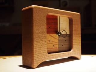 文字盤:Cタイプ: 木の工房mono moman(モノモマン)が手掛けたです。