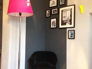 Mise en scène d'un coin de pièce Salon moderne par Dame DECO Moderne